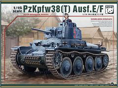 Panda Pz.Kpfw. 38(t) Ausf. E/F (PH16001)