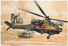 Revell AH-64 Apache (RV06646)