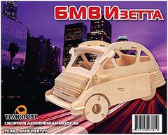 Фото Мир деревянных игрушек БМВ Изетта (П146)