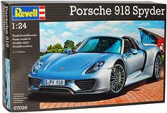Фото Revell Porsche 918 Spyder (RV07026)