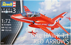 Фото Revell BAe Hawk T.1 Red Arrows (RV04921)
