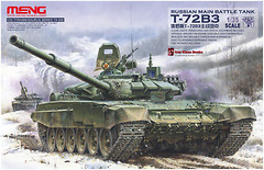 Meng T-72B3 (TS028)