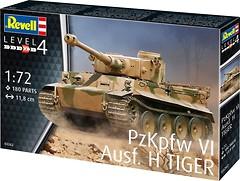Фото Revell PzKpfw VI Ausf. H Tiger (RV03262)