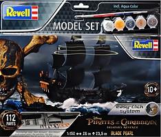 Фото Revell Model Set-Pirate Ship Black Pearl (RV65499)