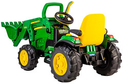 Фото Peg-Perego John Deere Ground Loader