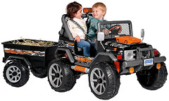 Peg-Perego Adventure Trailer