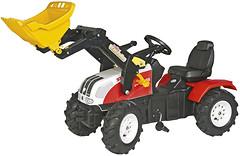 Фото Rolly toys FarmTrac Steyr CVT6230 (046331)