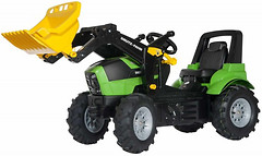 Фото Rolly toys FarmTrac Deutz Agrotron 7250 TTV (710133)