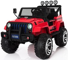 Tilly Jeep (TY2388)