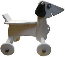 Фото Руди Качалка собака не окрашенная (ДУ017)