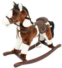 Фото Jolly Ride Лошадь - качалка (JR614)