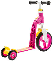 Scoot&Ride Highway gangster Pink Yellow (SR-216272)