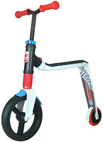 Scoot&Ride Highway gangster White Red Blue (SR-202310)
