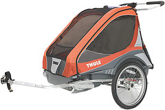 Фото Thule Chariot Captain 2