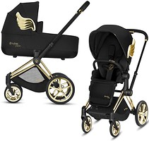 Фото Cybex Priam by Jeremy Scott (2 в 1)