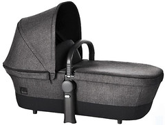 Фото Cybex Priam Carrycot Manhattan Grey
