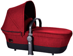 Cybex Priam Carrycot Mars Red