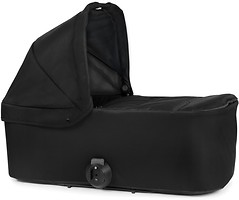 Фото Bumbleride Carrycot Indie & Speed (BAS-40BLK (SVB))