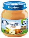 Фото Gerber Пюре яблоко и тыква с 5 мес. 130 г