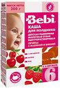 Фото Bebi Premium Пшеничная с печеньем, малиной и вишней 200 г