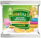 Фото Heinz Детское печеньице 6 злаков с 6 мес. 60 г