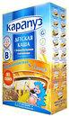 Фото Карапуз Каша безмолочная Мультизлаковая 8 злаков с бифидобактериями, без сахара 250 г