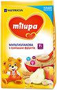 Фото Milupa Каша молочная мультизлаковая с фруктами 210 г