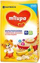 Фото Milupa Каша молочная мультизлаковая фрукты-хлопья-рисовые шарики 210 г