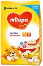 Фото Milupa Каша молочная рисовая с бананом 210 г