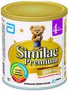 Фото Similac Смесь молочная Premium 4 400 г