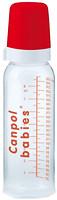 Canpol babies Бутылочка для кормления стеклянная 240 мл (42/101)