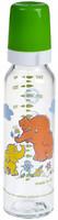 Canpol babies Бутылочка для кормления стеклянная с рисунком 240 мл (42/201)