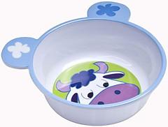 Canpol babies Меламиновая тарелка с ушками (4/520)