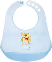 Canpol babies Слюнявчик пластиковый цветной (2/404)