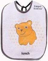 Canpol babies Слюнявчик хлопчато-клеенчатый 3 шт. (2/103)