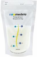 Medela Пакеты для хранения грудного молока Breastmilk Bags 20 шт. (008.0071)