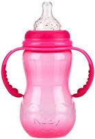 Nuby Полипропиленовая бутылочка с широким горлом 360 мл (1096)