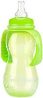 Nuby Полипропиленовая бутылочка со стандартным горлом 320 мл (1093)
