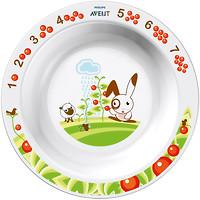 Philips Глубокая большая тарелка Avent (SCF704/00)