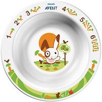Фото Philips Глубокая маленькая тарелка Avent (SCF706/00)