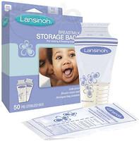 Lansinoh Пакеты для хранения грудного молока 50 шт.