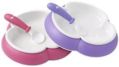 BabyBjorn Набор детской посуды 4 предмета