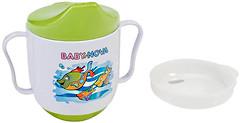 Baby-Nova Чашка-неваляшка 200 мл (34131)