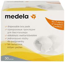 Medela Одноразовые вкладыши в бюстгалтер Disposable Nursing Bra Pads 30 шт.