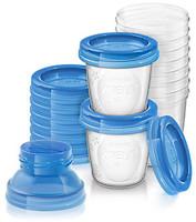 Philips Контейнеры для хранения грудного молока Avent 10 шт. (SCF618/10)