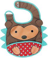 Skip Hop Слюнявчик Zoo Ежик (232120)