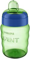 Philips Чашка Avent с мягким носиком 260 мл 12 мес. (SCF553/00)