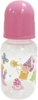 Lindo Бутылочка для кормления с силиконовой соской 125 мл (Pk 053/S)