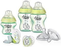 Tommee Tippee Стартовый набор для кормления новорожденных