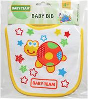 Фото Baby Team Нагрудник на завязках (6506)